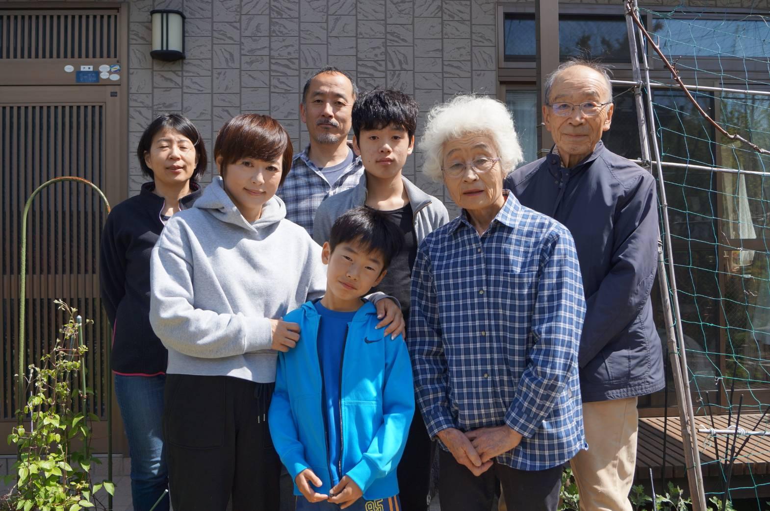 toshiofamily